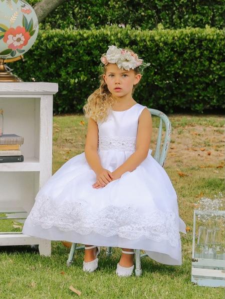 2-3 years old flower girl