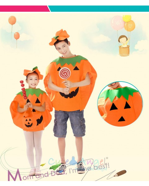 Party Supplies Pumpkin Halloween Costume For Kids Children Cosplay Costumes Amazing