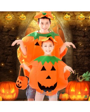 Party Supplies Pumpkin Halloween Costume For Kids Children Cosplay Costumes Amazing
